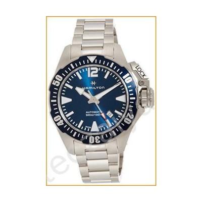 HAMILTON Khaki FROGMAN Automatic Watch並行輸入品