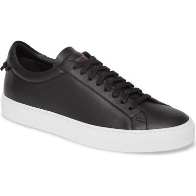 ジバンシー GIVENCHY メンズ スニーカー ローカット シューズ・靴 Urban Knots Low Top Sneaker Black