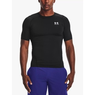 アンダーアーマー Tシャツ メンズ トップス Under Armour HeatGear Armour Short Sleeve Training Top