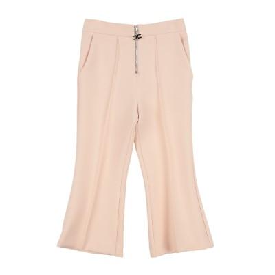 ELISABETTA FRANCHI パンツ ライトピンク 4 ポリエステル 93% / ポリウレタン 7% パンツ