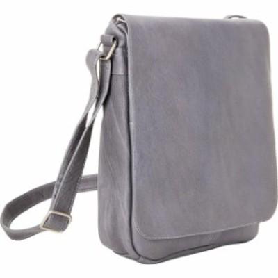 Le Donne Leather  ファッション バッグ Le Donne Leather Flap Over Shoulder Bag 4 Colors