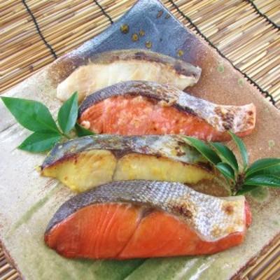 豊漁 セット SKS-50 4種×各2 魚介類 麹漬 粕漬 冷凍