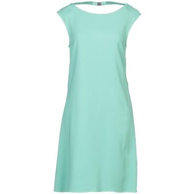 PENNYBLACK ミニワンピース&ドレス グリーン 44 レーヨン 97% / ポリウレタン 3% ミニワンピース&ドレス
