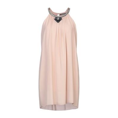 HELLEN BARRETT ミニワンピース&ドレス ローズピンク XS ポリエステル 100% / ポリウレタン ミニワンピース&ドレス