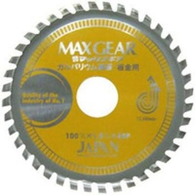 MGB100 776-8982 (株)チップソージャパン チップソージャパン マックスギア ガルバ・板金用100 WO店