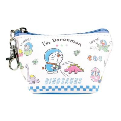 ドラえもん 三角ミニポーチ ダイナソー ★I'm Doraemon★ [127252]