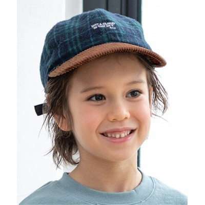 F.O.Online Store / /4色2柄キャップ KIDS 帽子 > キャップ