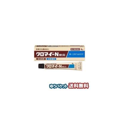 【第2類医薬品】  クロマイ−N軟膏 6g
