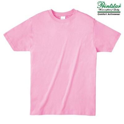 キッズ ジュニア 子供服 tシャツ 半袖 ライトウェイト 4.0オンス 無地 ピーチ 150cm サイズ 083-BBT