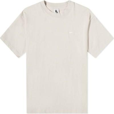 ナイキ Nike メンズ Tシャツ トップス NRG Tee Light Bone/White
