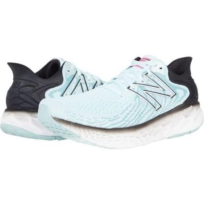 ニューバランス New Balance レディース ランニング・ウォーキング シューズ・靴 Fresh Foam 1080v11 Pale Blue Chill/Black