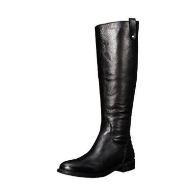 ブーツ スティーブマデン Steve Madden Arriesw レディース Wide Shaft ブーツ. Black Leather
