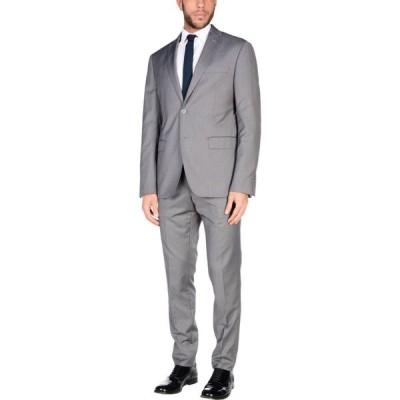 ドメニコ タリエンテ DOMENICO TAGLIENTE メンズ スーツ・ジャケット アウター Suit Light grey