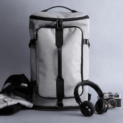 スポーツリュック メンズ ビジネスバッグ 3WAY 大容量 通勤 出張 鞄 リュック・デイパック  黒 ブラック グレー ブルー 即納 予約 cw-14-2202