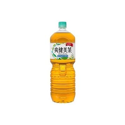 [2CS] コカ・コーラ 爽健美茶 (2.0L×6本)×2箱