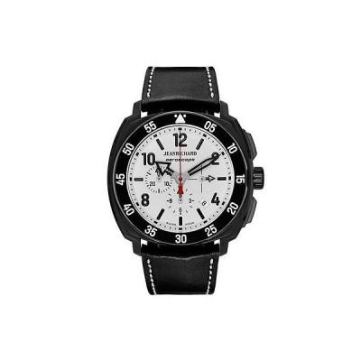 腕時計 ジャンリシャール JeanRichard Aeroscope メンズ オートマチック 腕時計 60650-21B711-HD60
