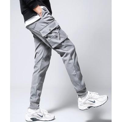 KOR / ジョガーカーゴパンツ MEN パンツ > カーゴパンツ