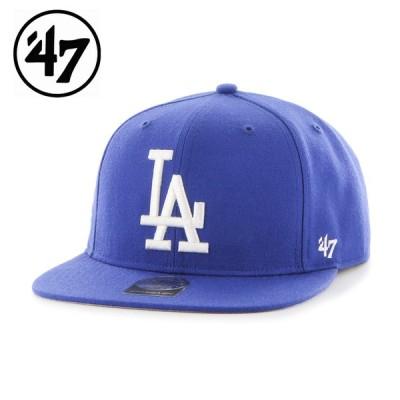 47 フォーティーセブン Dodgers Sure Shot'47 CAPTAIN Royal キャップ 野球 メジャー ドジャース ベースボール 帽子 海外