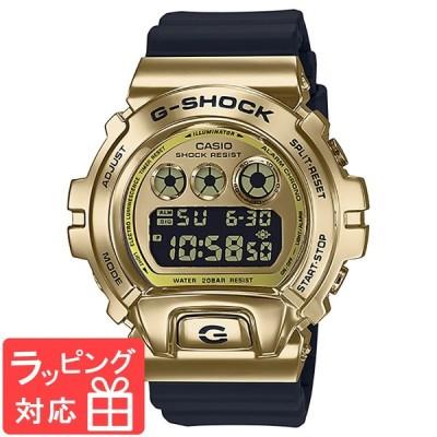 カシオ CASIO G-SHOCK Gショック 6900 SERIES ブラック ゴールド 黒 金 メンズ 腕時計 時計 GM-6900G-9DR GM-6900G-9 海外モデル