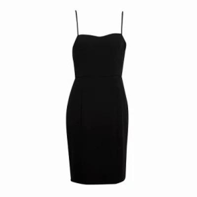 フレンチコネクション ボディコンドレス Whisper Light Sweetheart Neckline Dress black