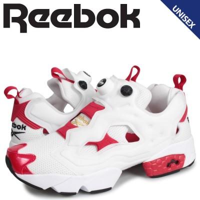 リーボック Reebok インスタ ポンプフューリー スニーカー メンズ レディース INSTAPUMP FURY OG ホワイト 白 FV0418
