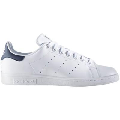 アディダス adidas レディース スニーカー スタンスミス シューズ・靴 Originals Stan Smith Shoes White/Navy