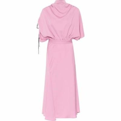 エラリー Ellery レディース パーティードレス ミドル丈 ワンピース・ドレス Soul Driver midi dress Pink