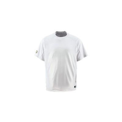 デサント(DESCENTE) ベースボールTシャツ Sホワイト JDB200-SWHT 野球 トレーニングウェアー
