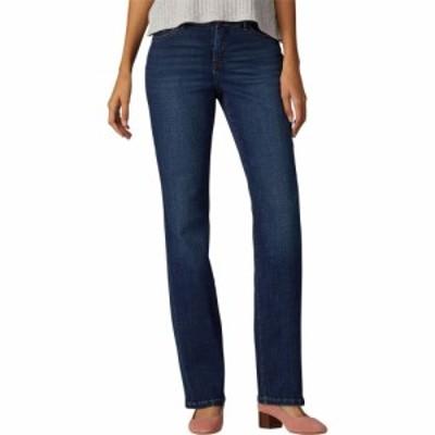 リー Lee レディース ジーンズ・デニム ブーツカット ボトムス・パンツ Regular Fit Bootcut Jeans Royal Chakra