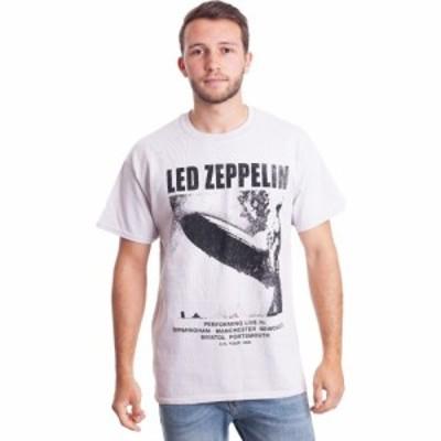 インペリコン Impericon メンズ Tシャツ トップス - UK Tour 69 LZ1 Grey - T-Shirt grey