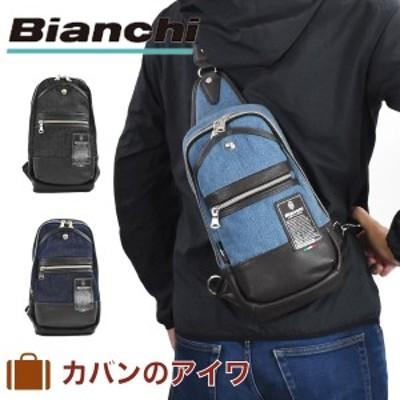 ビアンキ ボディバッグ Bianchi メンズ レディース ウエストバッグ ヒップバッグ ボディバック ショルダーバッグ ワンショルダーバッグ