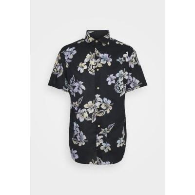 ジャックアンドジョーンズ メンズ ファッション JORHAZY - Shirt - dark navy