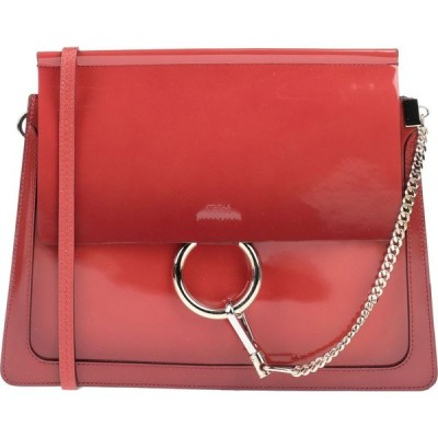 クロエ CHLOE レディース ショルダーバッグ バッグ shoulder bag Red