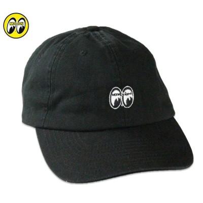ムーンアイズ キャップ 帽子 メンズ レディース おしゃれ かっこいい アメカジ アウトドア アメリカン 車 バイク MOONEYES MOON Equipped Washed Cotton Cap