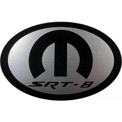 全国配送料無料!2006 クライスラー 300 c 300 フロントエンブレム モパー Srt8 シルバー 海外正規流通品 並行輸入品