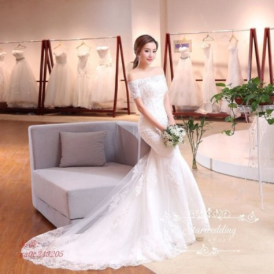 ロングドレス 挙式 大きいサイズ ウェディグドレス 花嫁 ドレス 結婚式 ワンピース マーメイドラインドレス パーティードレス 二次会 カジュアル