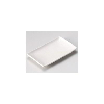 和食器粉引焼鳥皿/大きさ・18.5×11×2cm