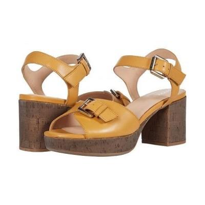 Geox ジオックス レディース 女性用 シューズ 靴 ヒール Gerbera Mid 1 - Ochre