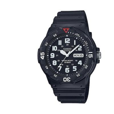スタンダードカシオ スタンダードウォッチ CASIO 腕時計 MRW-200HJ-1BJF