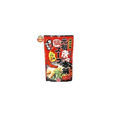 田靡製麺 元祖唐々本舗鍋の素 辛さ3番 750g×10袋入