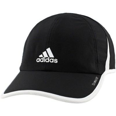 アディダス 帽子 アクセサリー レディース adidas Women's SuperLite Hat Black/White