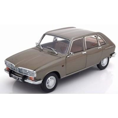 Norev ノレヴ 1:18 1968年モデル ルノー R16 グレーメタリック