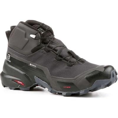 サロモン Salomon メンズ ハイキング・登山 ブーツ シューズ・靴 Cross Hike Mid GTX Boot Phantom/Black/Ebony