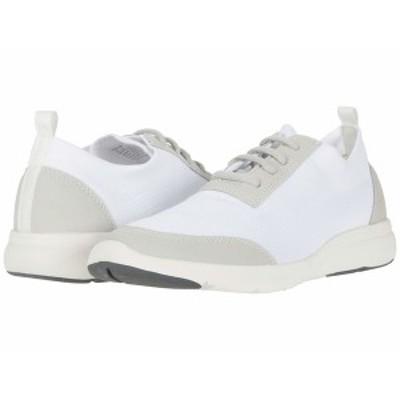 スティーブ・マデン メンズ スニーカー シューズ Travlr Sneaker White Canvas