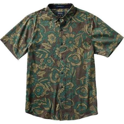 ローアク メンズ シャツ トップス Roark Men's Bless Up Shirt
