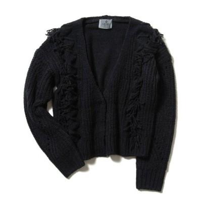 カーディガン Petllo knit cardigan / ペトロニットカーディガン