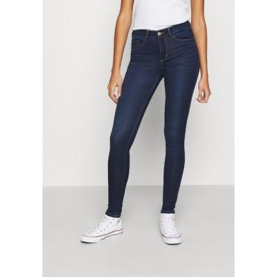 オンリー デニムパンツ レディース ボトムス ONLROYAL LIFE  - Jeans Skinny Fit - dark blue denim