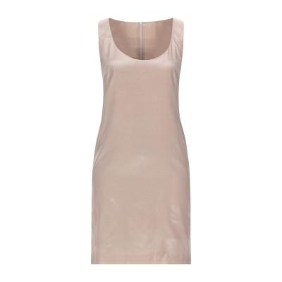 ヴァレンティノ VALENTINO ミニワンピース&ドレス ローズピンク 40 シルク 51% / コットン 49% ミニワンピース&ドレス