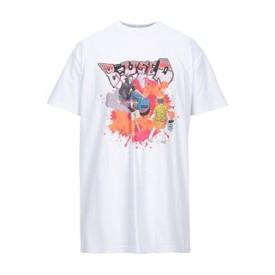 B-USED T シャツ ホワイト S コットン 100% T シャツ