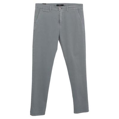 LIU •JO MAN パンツ グレー 38 コットン 97% / ポリウレタン 3% パンツ